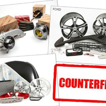 Fake car parts bust – potential driver Health & Safety disaster