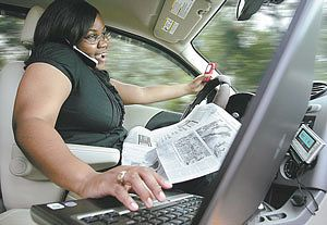 Fleet Health & Driver Safety no-no's!