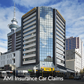 AMI car insurance claim