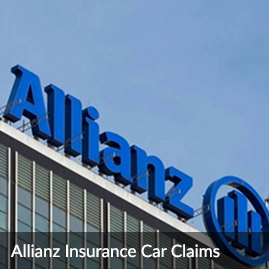 Allianz car insurance claim