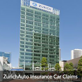 ZurichAuto car insurance claim