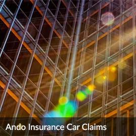 Ando car insurance claim