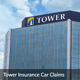 Tower car insurance claim