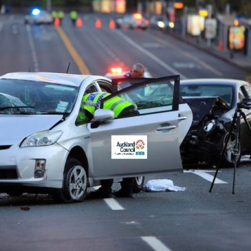 AUCKLAND – Car Crash Central