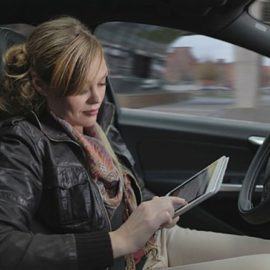 2 Second Distraction Leads to Car Accident Fatalities