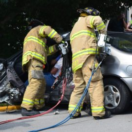 Taming Killer Roads to Reduce Car Accident Rates