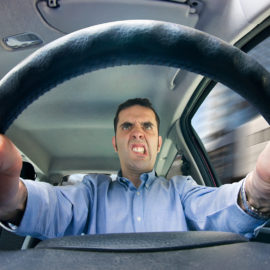 Road Rage – The Latest Driver H&S Risk