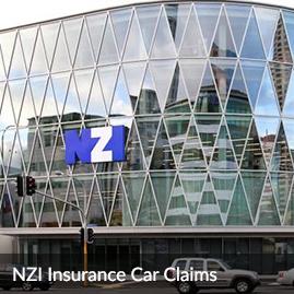 NZI car insurance claim