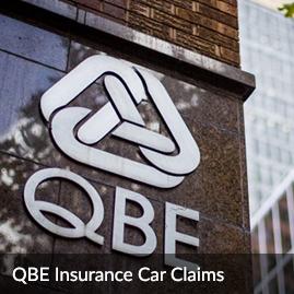 QBE car insurance claim