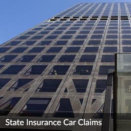 State car insurance claim