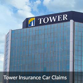 Tower car insurance claim